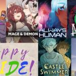 Happy Pride - Webtoon Special Feature Banner