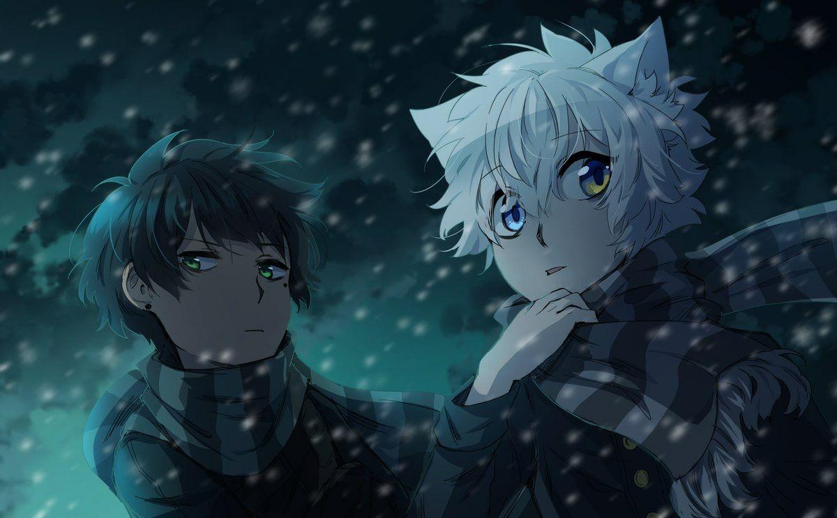 Lumine and Kody