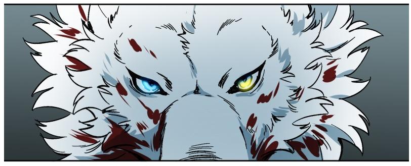 Also Lumine, in his full werewolf form
