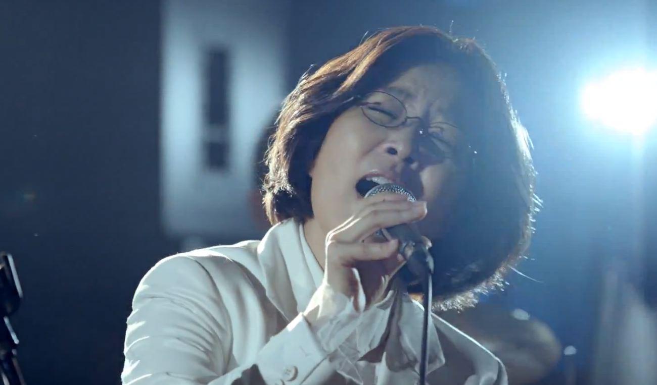Lee Sun Hee performed 'Fate'