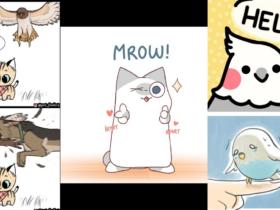 Webtoon Special Edition - Pets!