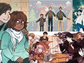 Holiday special Webtoons