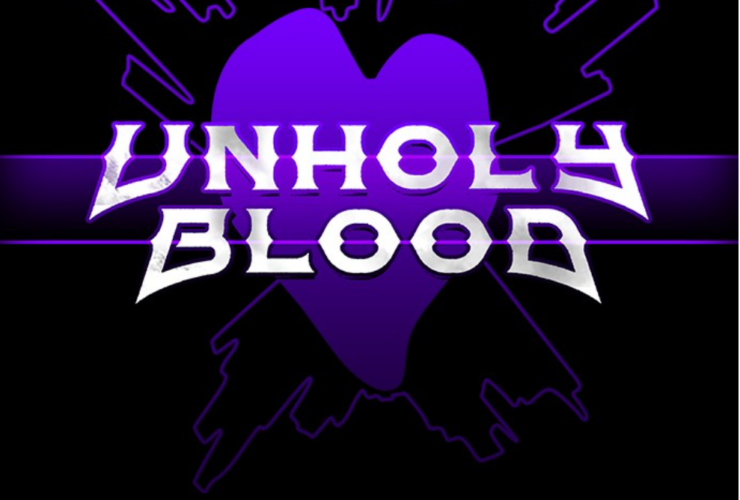 Unholy Blood cover art